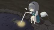 月を斬りたい妖夢ちゃん【東方ニコ楽祭・月見】
