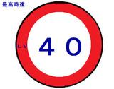最高速度Lv40
