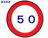 最高速度Lv50