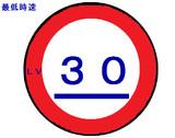 最低速度Lv30