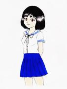 セーラー服のヨンジ