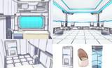 SFな部屋セットver1.0