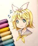 【コピック】リンちゃん