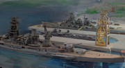 ひと昔前の 港湾施設