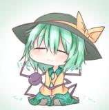 にんまりこいしちゃん(20180523わんどろ)
