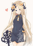 アビゲイル×チャイナドレス