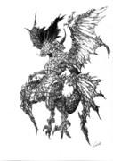 細密ドラゴン