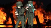 【MMD】MG42射撃