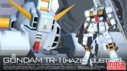 【配布終了】ガンダムTR-1[ヘイズル改]【MMDガンダム】