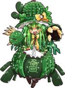 植物の魔女