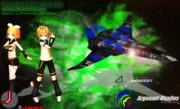 Kemika Len And Rin The Retro Blaster Of Arcades