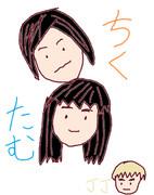ちく & たむ with JJ