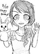 ありさてんてーお誕生日おめでとうございます!