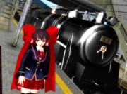 【すいまじ】E10蒸気機関車と【Promise】
