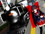 【すいまじ】C63型蒸気機関車と【Promise】