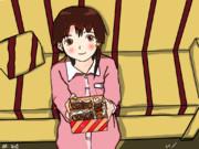 レインの手作りクッキー(原画修正)・岩倉玲音