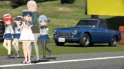日振(艦これ)の愛車
