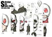 design for SKULLMAN