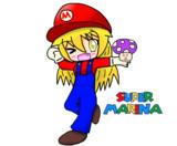 スーパーマリナ