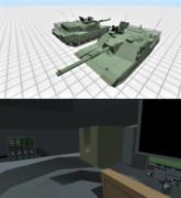 オリジナル戦車1
