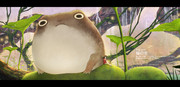蛙の池【世界観設定】
