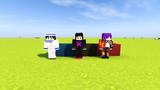 【Minecraft】土佐トリオ
