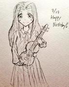 せいかちゃん誕生日おめでとう!