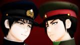 【MMD】国家の干城【陸!海!空!MMD】