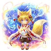 逢魔ヶ刻の仔狐