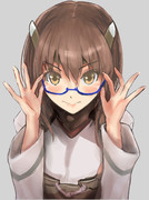 大鳳はメガネをかけたい方