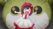 動く赤芽球ロリ蘭ちゃん