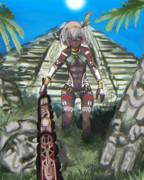 アステカの女王