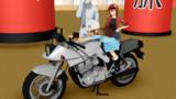 スズキ・GSX1100Sカタナと血小板さん