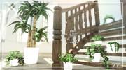 【配布】観葉植物ちょこっと詰合せ(MMDアクセサリ)