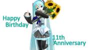 11回目の16歳の誕生日おめでとう