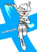 【リクエスト#12】ぷよぷよ風 白血球さん