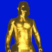 黄金に輝くサイクロップス先輩BB