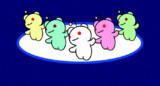 【GIFアニメ】ダンシングSnoo【パッチール】
