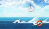 陸海空全ての力を手に入れた浮輪さん