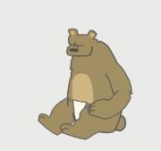 ふんどし熊君