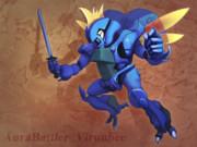 オーラバトラー・ビランビー (Aura battler Virunvee)