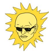 イースター☆の中盤あたりに出てくる太陽