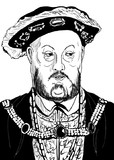 【ワンドロ】テューダー朝第2代イングランド王ヘンリー八世