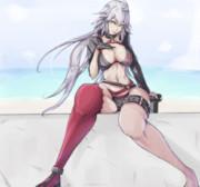 FGO ジャンヌ・オルタ(水着)