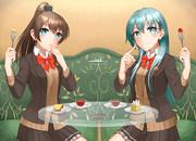 ミニお茶会