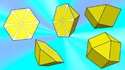 正三角台塔のレモン