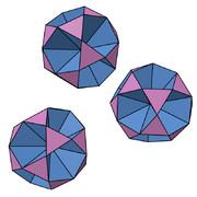 小二十面半十二面体