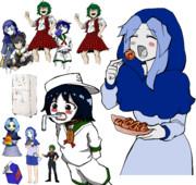 【クッキー☆素材カタログ】AKR & ぎゅうこむ その1