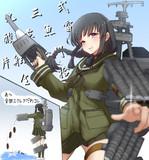 「頼むぞ北上!魚雷カットインで敵ボスをスナイプだ!」