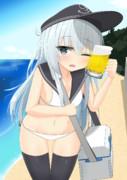 ビール売り子響